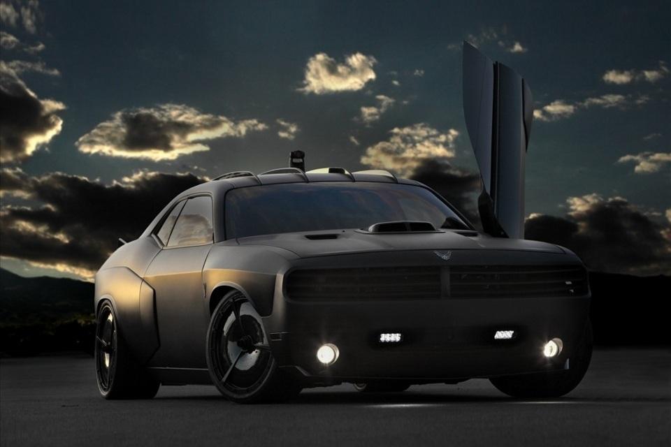 Dodge Challenger Vapor For U.S. Air Force (3)