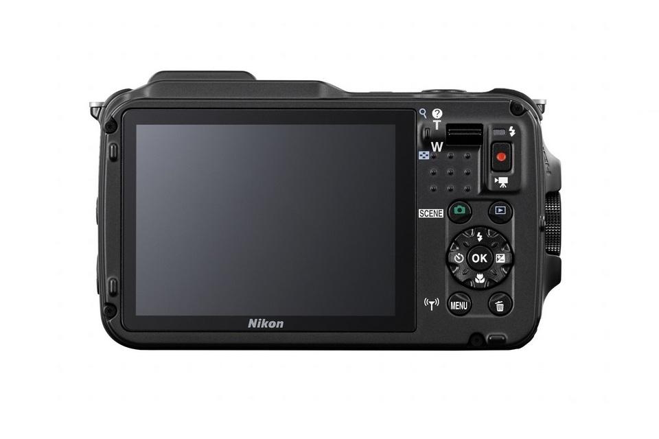 Nikon Coolpix Aw120 Camouflage Camera