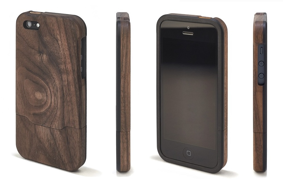 Grovemade – Maple And Walnut Cases