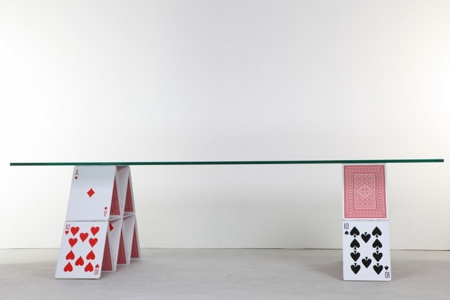 House Of Cards Table