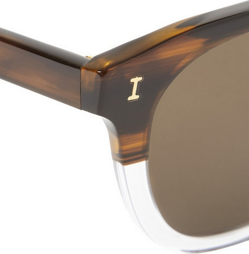 Illesteva Two Tone Sunglasses