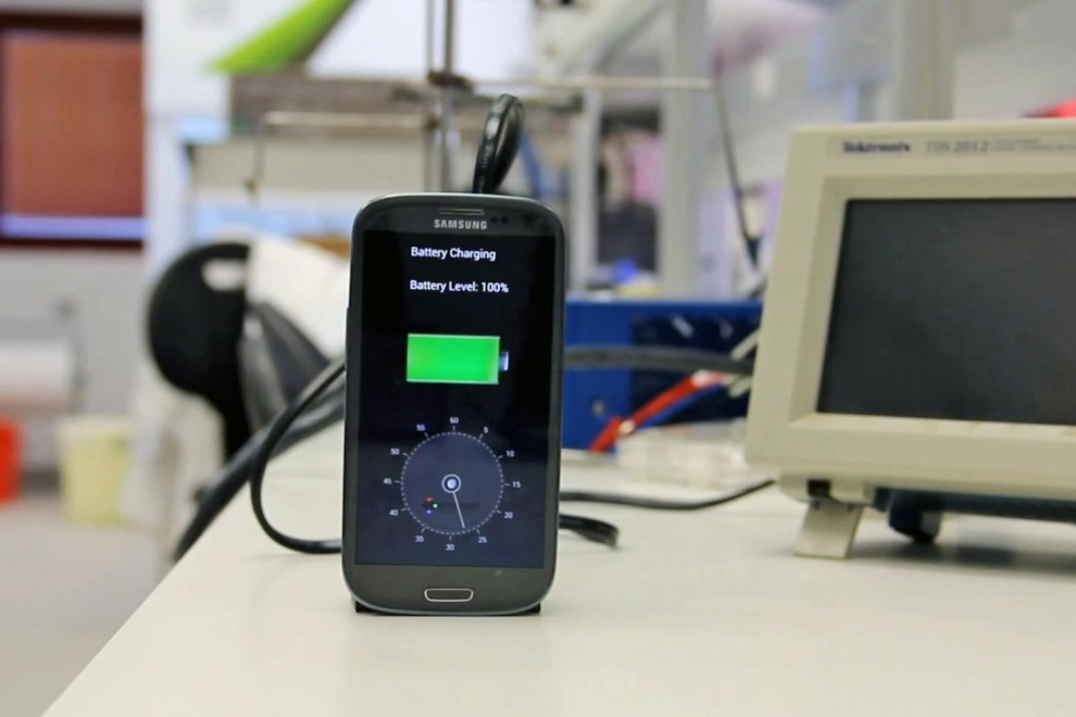 Recharge Your Phone In 30 Seconds Only