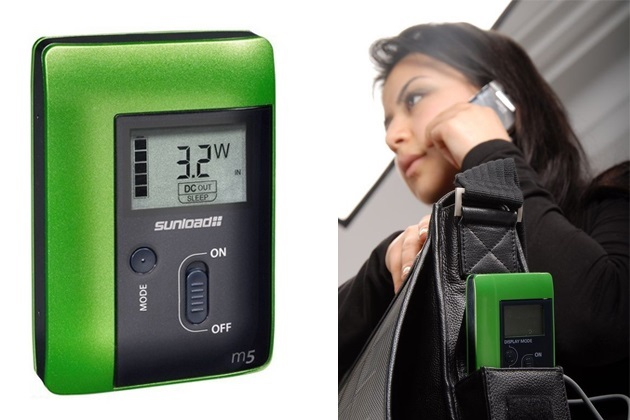 USB Solar Charging Backpack (3)