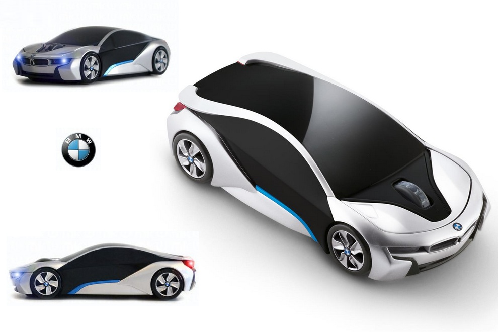 BMW i8 Concept Wireless Mouse