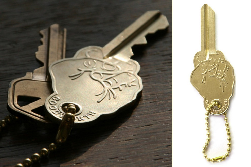 Best Wishes Key