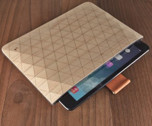 Grovemade Wooden iPad Sleeve