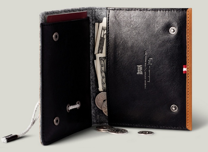 Hand Graft Inbound Passport Wallet