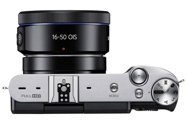 Samsung Mirrorless NX3000 Camera