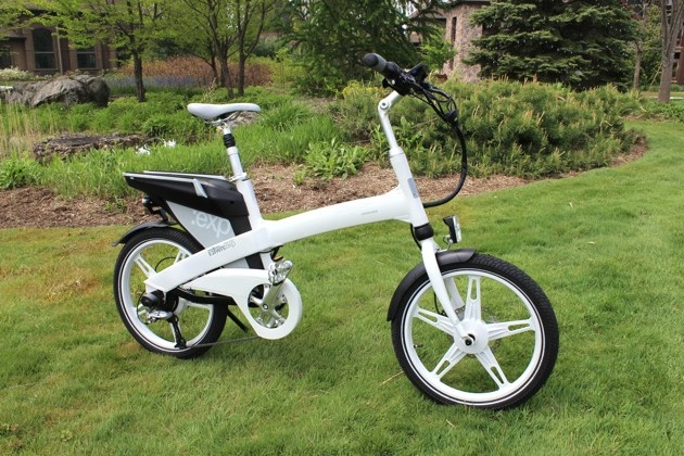 iZip E3 Townexp Electric Bike