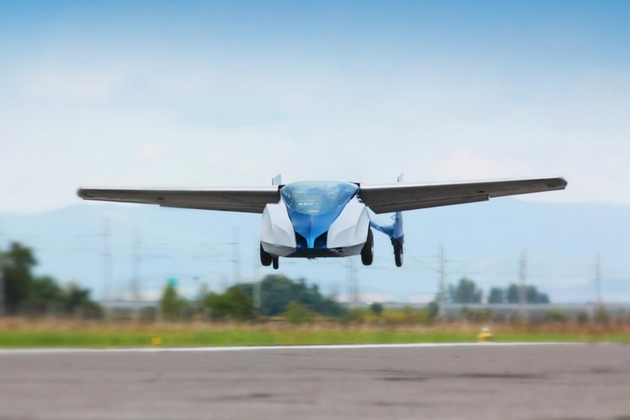 Aeromobil Flying Car is For Real Life Batman (5)