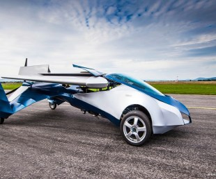 Aeromobil Flying Car is For Real Life Batman (1)
