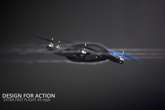 Hexo Flying Drone Will Autonomously Follow and Film You (4)