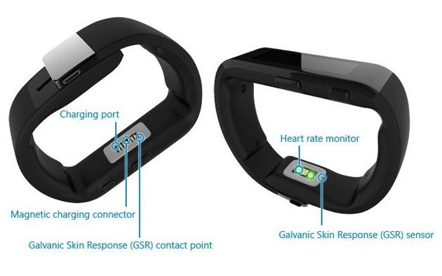 Microsoft Band Powered By Microsoft Health (6)