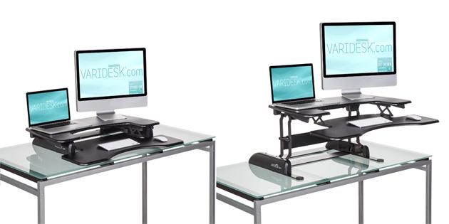 Varidesk Pro Plus Standing Desk (2)