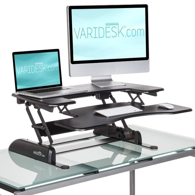 Varidesk Pro Plus Standing Desk (1)