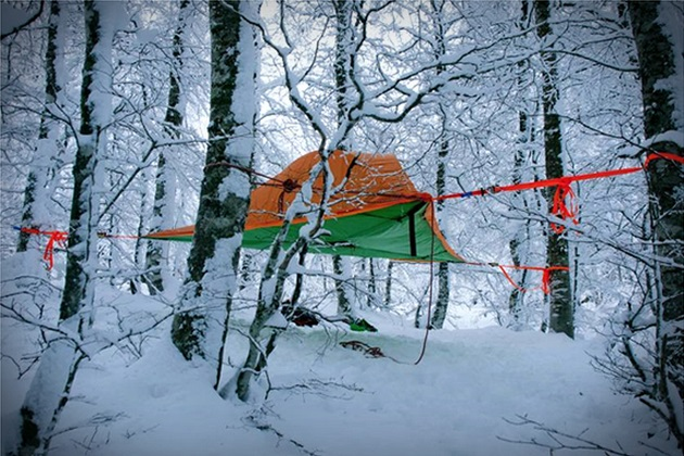 Tensile Connect Tree Tent