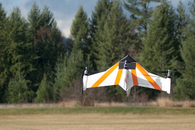 X Plus One Drone Hovers Steady And Goes 100kmh