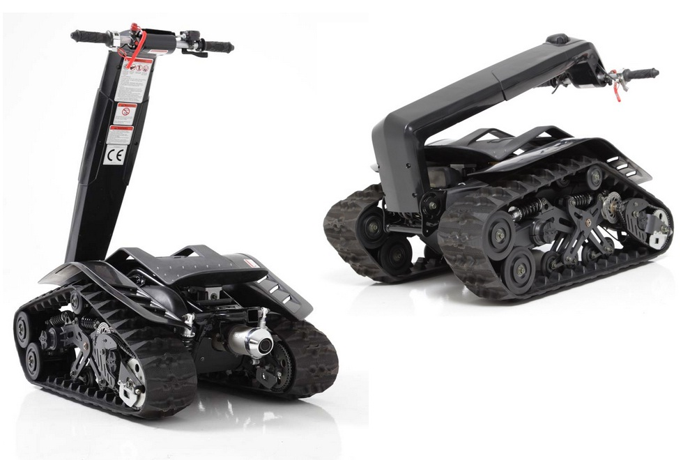 DTV Shredder is a Gift For Action Sports Seekers