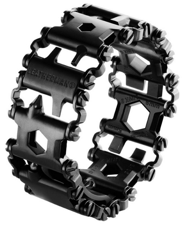 Tread The Coolest Wearable Multi-tool to Bypass Any Security