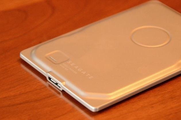 Seagate Seven Thinnest 500GB Portable Hard Drive (1)