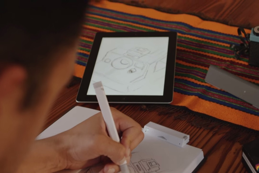 Smartpen2 Makes Your Real Ink Digitized (3)