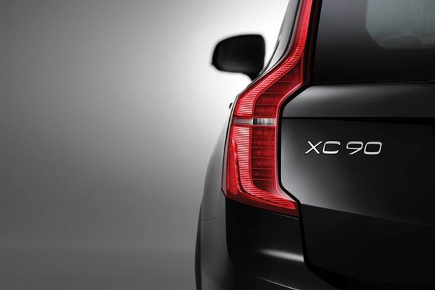Volvo XC90 is a Mid-size Luxury Crossover SUV (10)