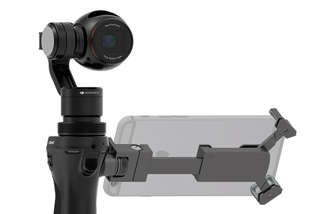 DJI Osmo Is Ultimate Brushless Gimbal With Handheld 4k Camera (4)