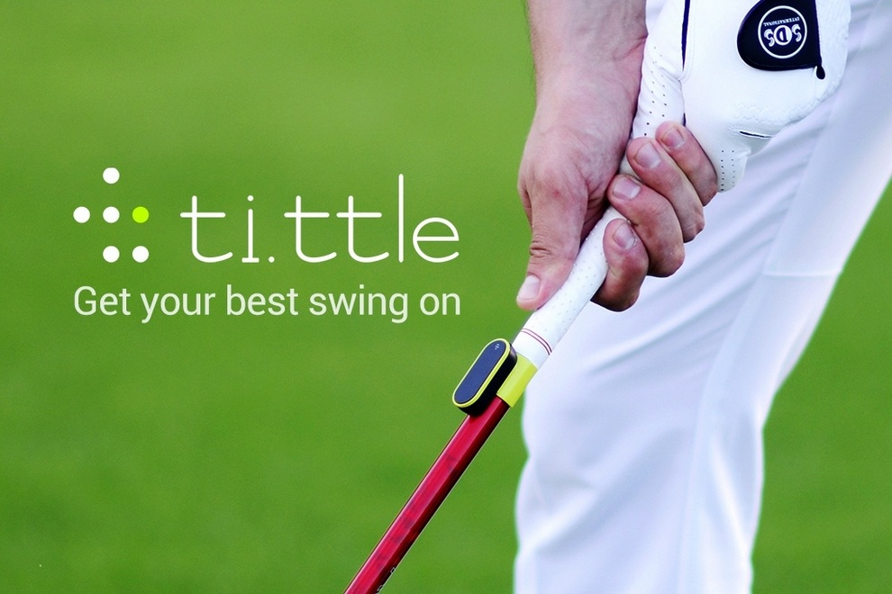 ti.ttle The Ultimate Golf Swing Analyzer