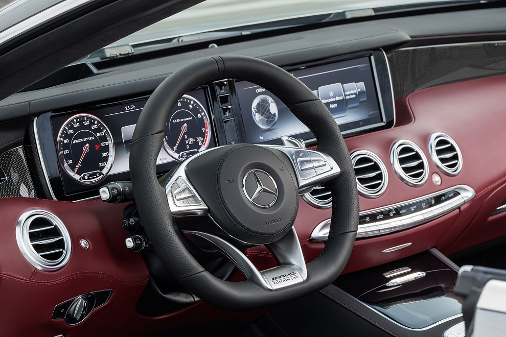Mercedes AMG S63 4MATIC Cabriolet (1)