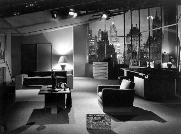 The Fountainhead (1949) Midcentury Modern