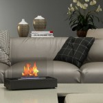 Vigo Ventless Table Top Fireplace (3)