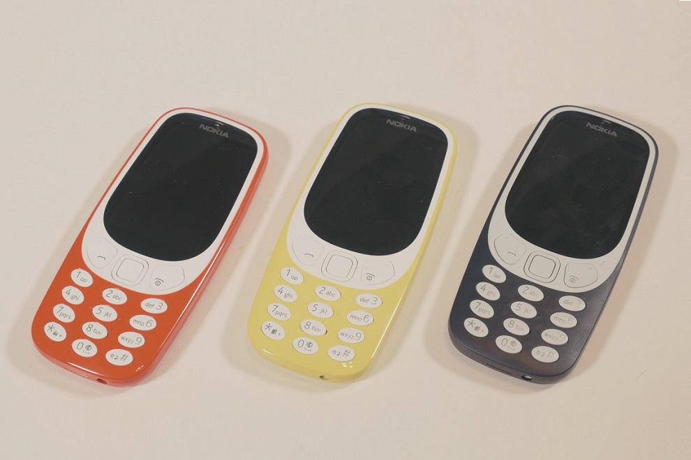 Nokia 3310 returns as HMD Revives a Classic (2)