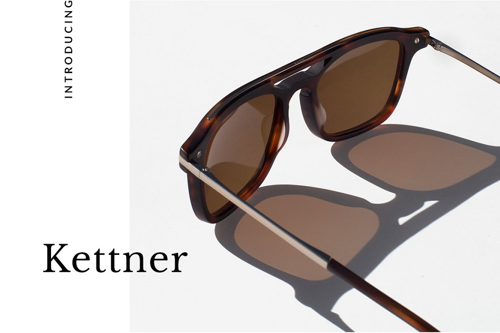 Raen Kettner Sunglasses Side View