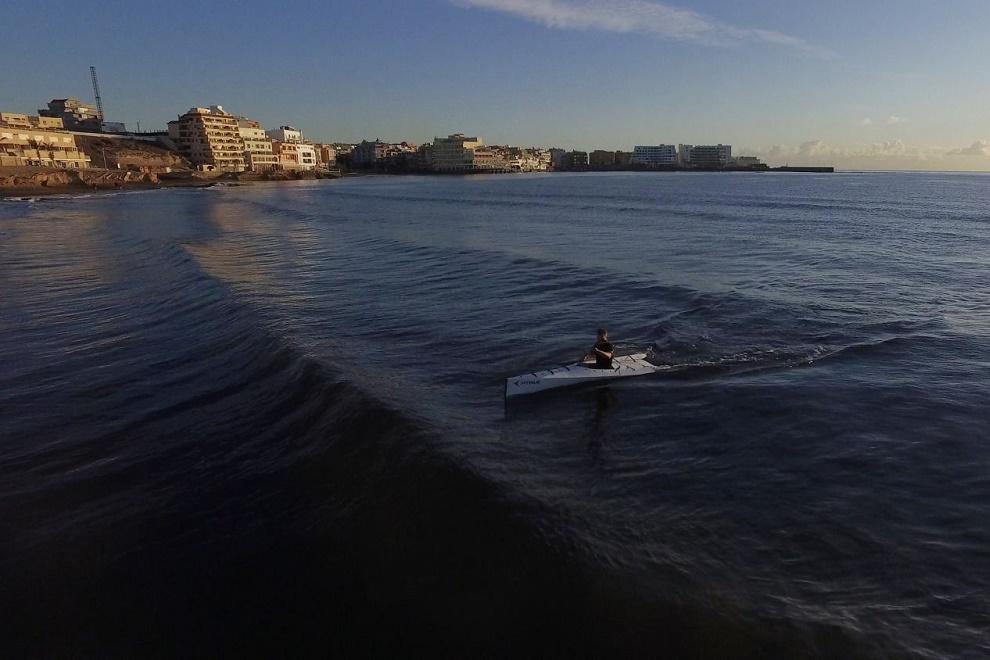 Foldable Kayak HYPAR (4)