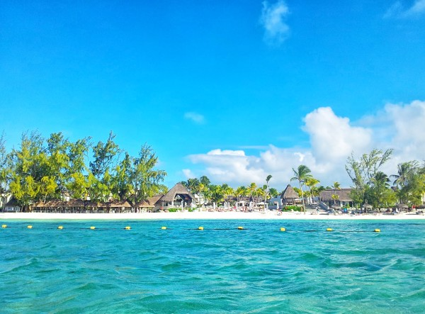 Beautiful resort in the East of Mauritius