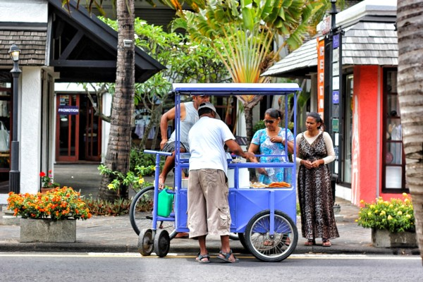 street food mauritius