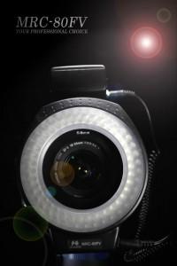 Nieuw: LED Ringflitser van FalconEyes