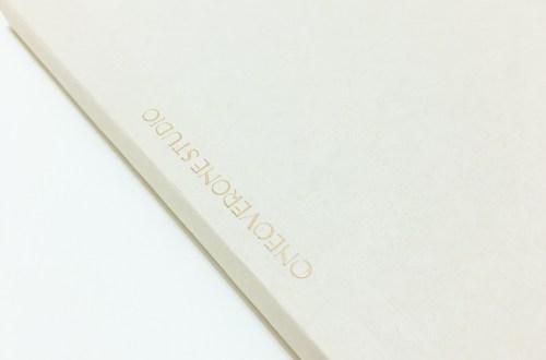 ONEOVERONE STUDIO 一分之一工作室 A6筆記本