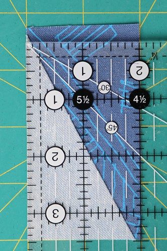 How to trim HRT blocks