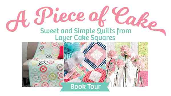 A Piece of Cake, a quilting book by Peta Peace