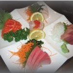 sashimi dinner 2
