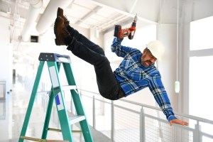 What are the most common causes of workplace accidents and injuries