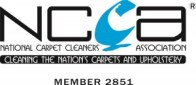 We are fully approved NCCA members specialisting in professional carpet & upholstery cleaning