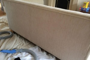 Upholstery Cleaning After Cleaing