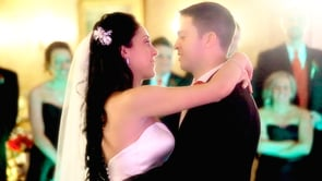 Stacey and Wes's New Jersey wedding preview video clip