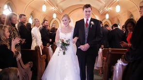 Preview video of Annabeth and Tommy's wedding in Kennett Square PA