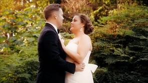 Highlights of Ashley and Tim's wedding at the Villanova Conference Center in Villanova PA