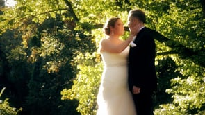 Ashley and Tim's wedding video preview