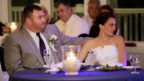 Preview of Jana and Devon's wedding video in Ocean City NJ