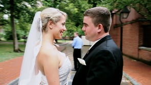 Alexandra and Todd's Philadelphia wedding video preview